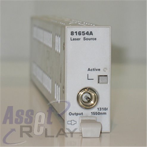 Agilent 81654A Dual FP 1310~1550 nm