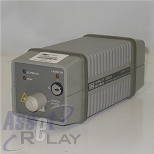 HP 83401A Lightwave Source 300kHz-3GHZ