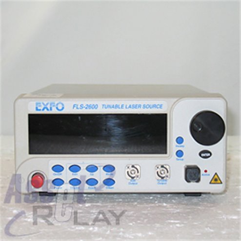 Exfo FLS-2600 Tunable Laser Source