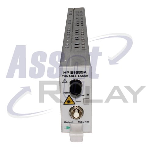 Agilent 81689A Tunable Laser (S+C band)