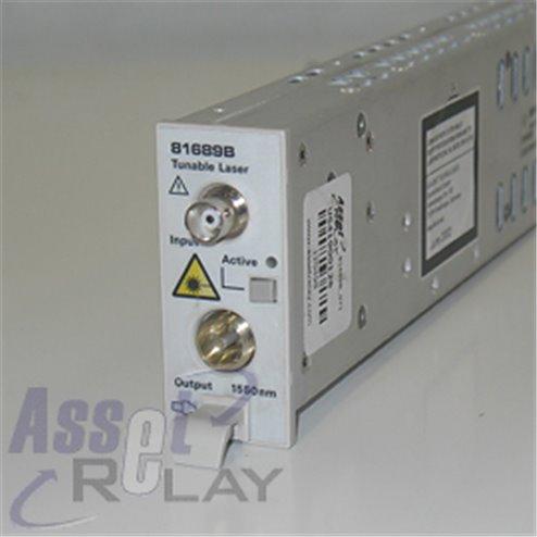 Agilent 81689B Tunable Laser (S+C band)