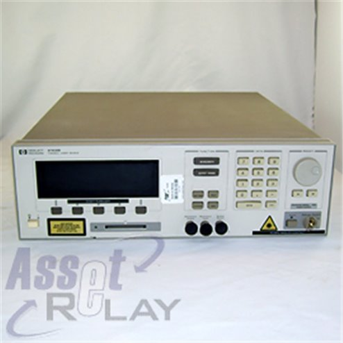 HP 8168A Tunable Laser Source