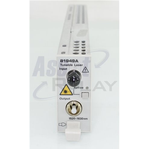 Agilent 81949A Tunable Laser (C+L band)