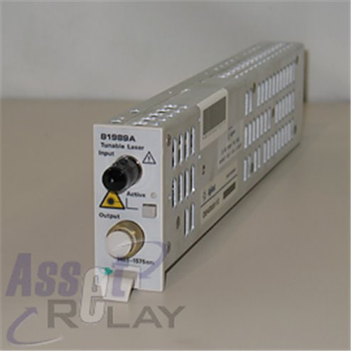 Agilent 81989A Tunable Laser (S+C band)