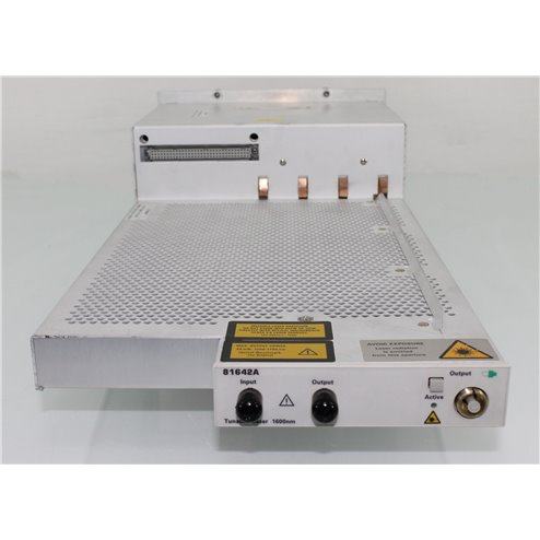 Agilent 81642A Tunable Laser (C+L band)