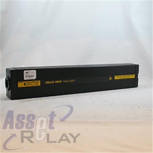 Melles Griot 05-LLR-851 5mW HeNe Laser