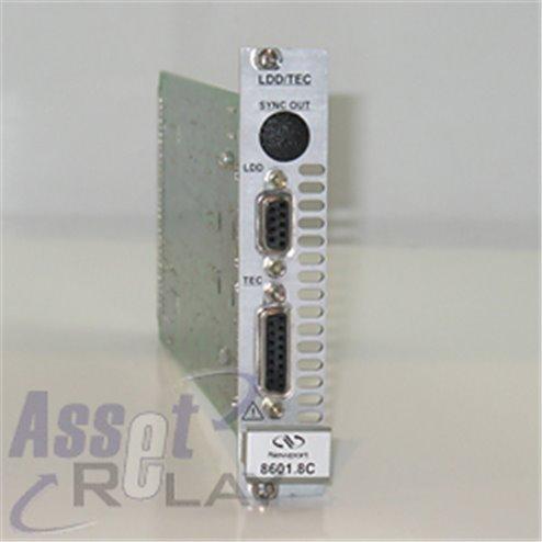 Newport 8601.8C Combo LDD/TEC Module