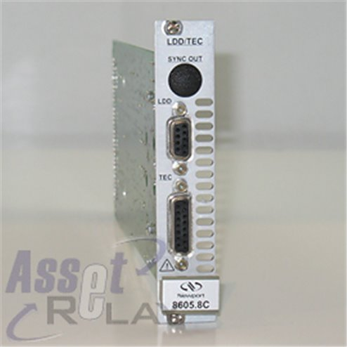 Newport 8610.8C Temperature Controller