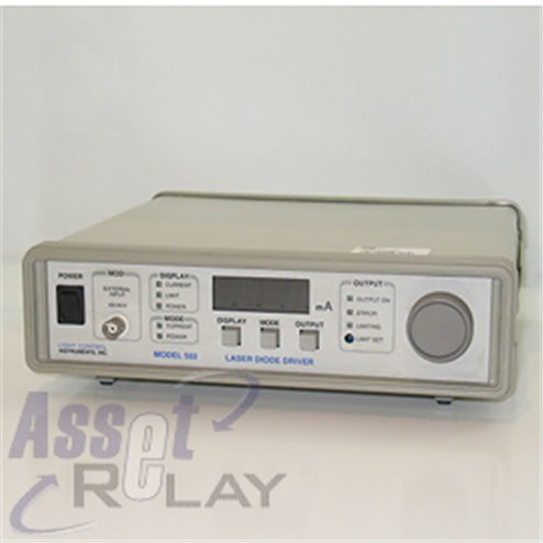 LCI  502 Laser Diode Controller