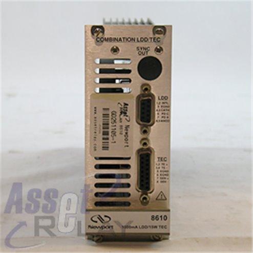Newport 8610 Combination LDD/TEC Module