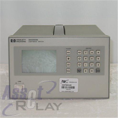 Agilent 9/125 um Optical Switch 2x8 B9