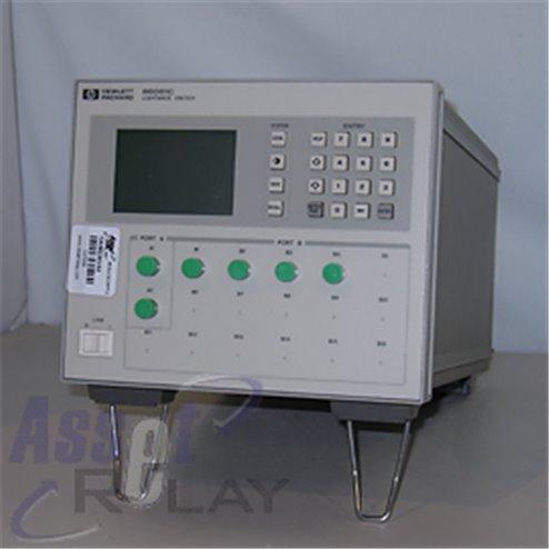 Agilent 9/125 um Optical Switch 2x4 61C