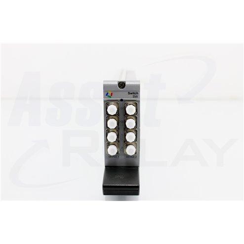 JDS 9/125 um Optical Switch 2 x (1x4)
