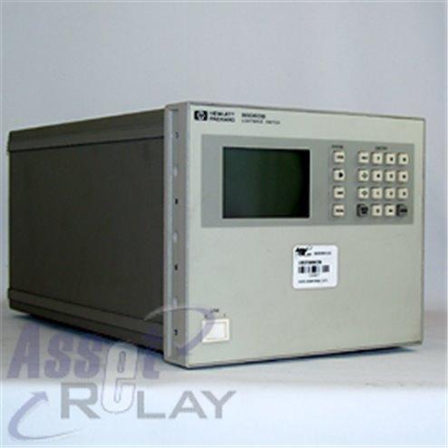 Agilent 86060B 2x8 Optical Switch