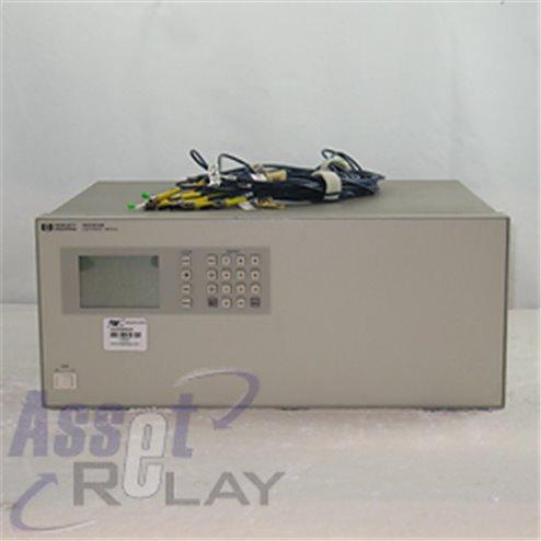 Agilent 86062B 9/125um Switch 2x(3x5)