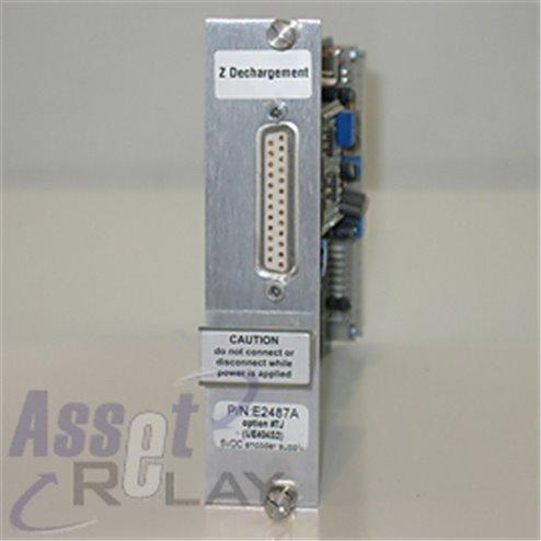 Newport E2487A Motion controller module