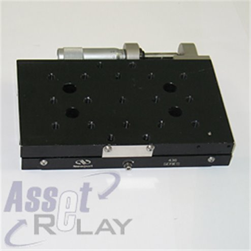 Newport 436 Linear Stage 50mm travel