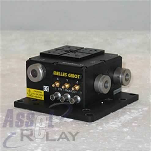 Melles Griot 17MAX301 NanoMax-TS