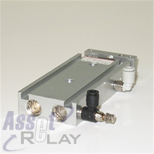 SMC CXSM10-40 Linear Actuator Dual Rod