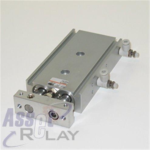 SMC CXSM20-50 Linear Acuator Dual Rod