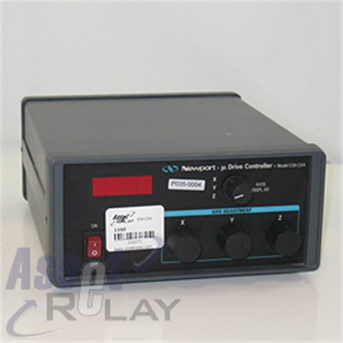 Newport ESA-CXA External Control