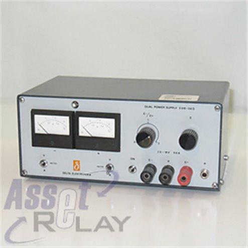 Delta Electronika  E018-0.6D Dual Power