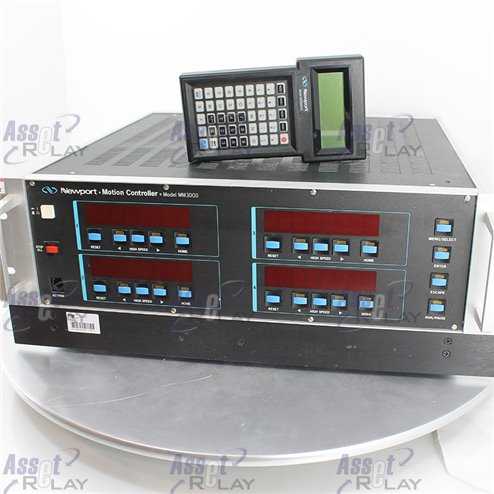 Newport MM3000 Motor Controller w/Remote