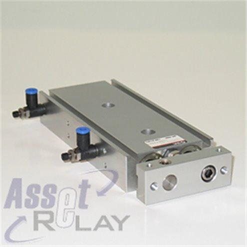 SMC CXSM20-75 Linear Actuator Dual Rod
