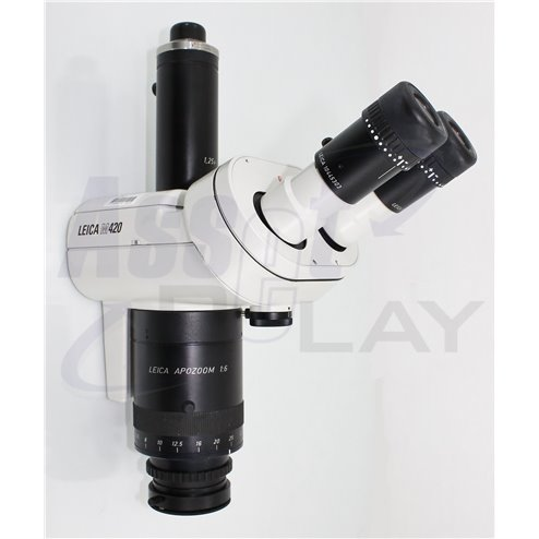 Leica M420 Macroscope Apozoom 1:6