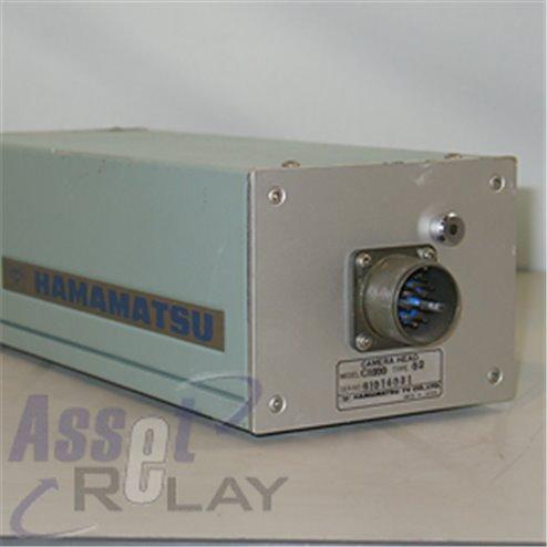 Hamamatsu C1000-Type02 Camera for C1000