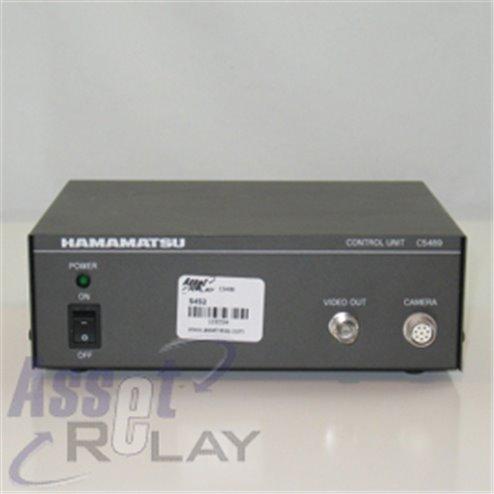 Hamamatsu C5489 camera Controler