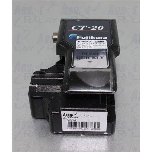 Fujikura CT-20-12  Fiber Cleaver
