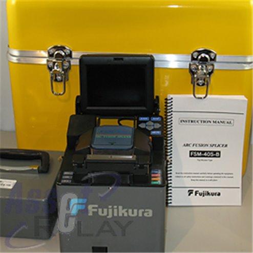 Fujikura FSM-40SB Fusion Splicer