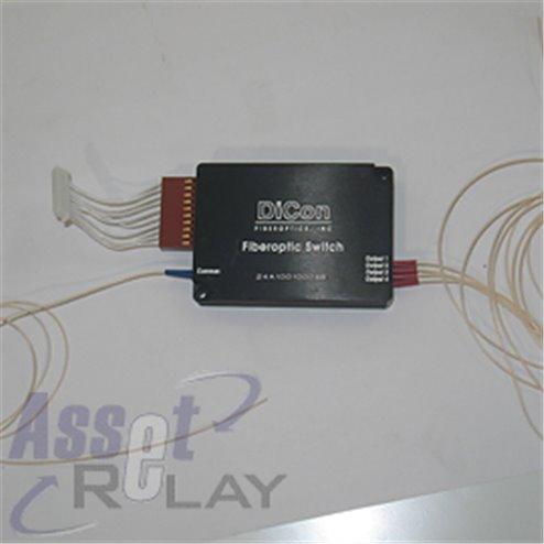 Dicon 1x4 Fiber Optic Switch Component