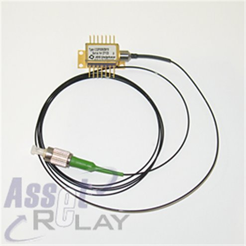 JDS Laser 10dBm, 1550.52nm, PM Fiber