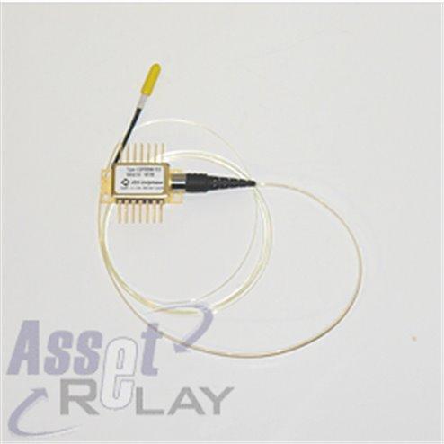 JDS Laser 10dBm, 1555.75nm, PM Fiber