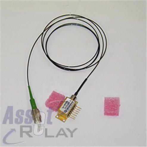 JDS Laser 13dBm, 1554.66nm, PM Fiber