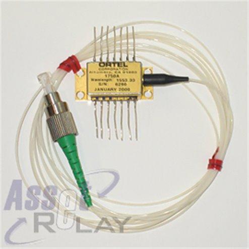 Lucent Laser 8dBm, 1553.33nm, SM Fiber