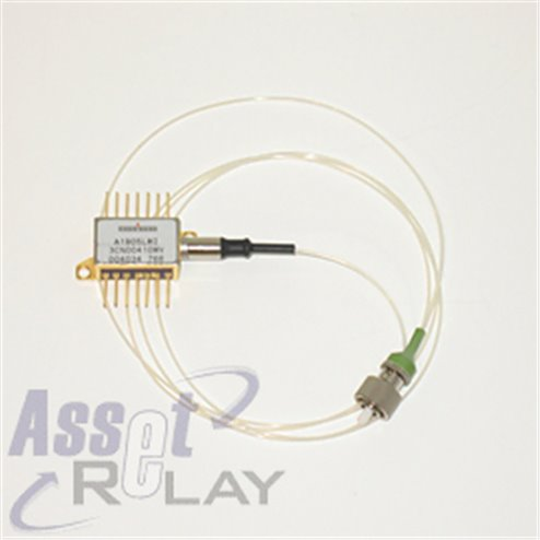Alcatel Laser 10dBm, 1538.19nm PM Fiber