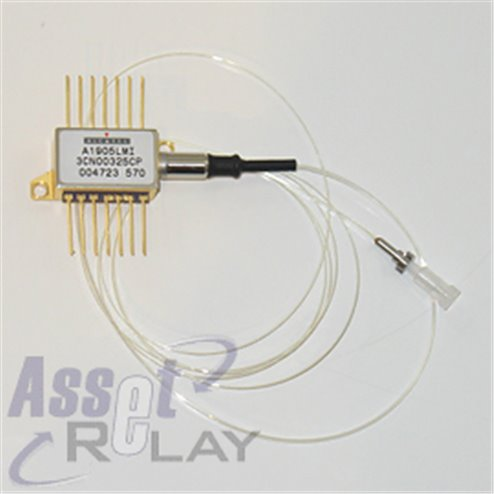 Alcatel Laser 13dBm, 1538.98nm PM Fiber