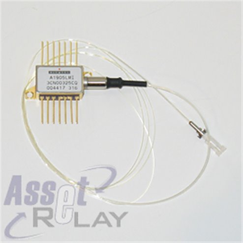 Alcatel Laser 13dBm, 1539.37nm PM Fiber