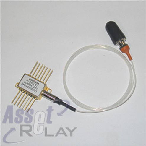 Alcatel Laser 13dBm 1542.94 nm PM fiber