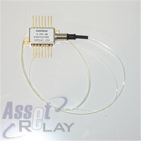Alcatel Laser 13dBm, 1595.49nm PM Fiber