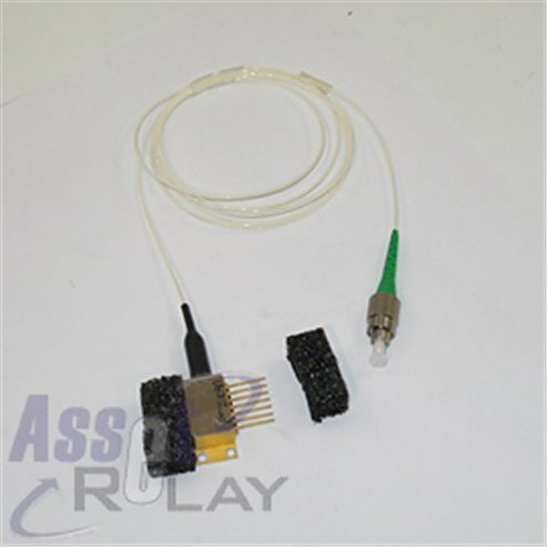 Butterfly Laser 13dBm , 1585nm, PM fiber