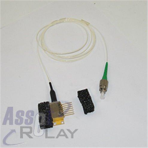 Butterfly Laser 0.5dBm , 1585nm,PM fiber