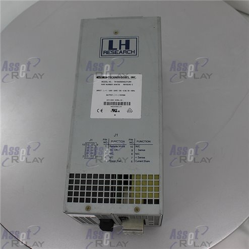 LH Research 12Vdc 83A Power Supply