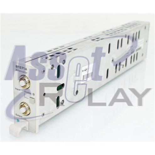 Agilent 81571A Optical Attenuator